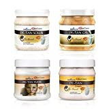 GEMBLUE BioCare De-Tan Scrub + Gel + Cream + Mask Pack of 4