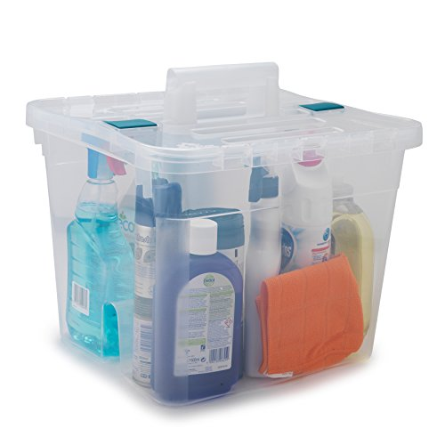 Beldray® LA036759 DIY Hobby Cleaning Storage Caddy with Lid, Large