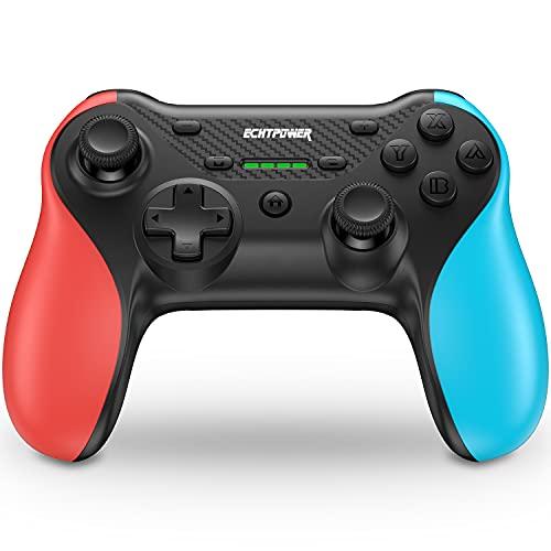 ECHTPower Mando para Nintendo Switch, con Función de ENCENDER LA CONSOLA/ SYNC...