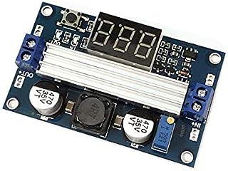 SongHe LTC1871 DC-DC Boost Step-up Voltage Converter Module 100W High Power Adjustable Output 3.5-35V Power Regulator Boar...