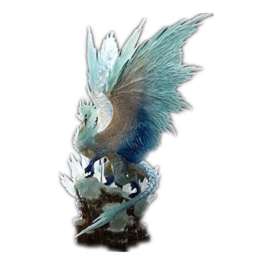 Jaypar Monster Hunter Figura The Dragon Action Figure Figura 5 Style (Color : Velkhana)