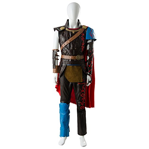 mrcos マイティ・ソー バトルロイヤル Thor: Ragnarok コスプレ Thor ソー コスプレ 衣装 男性M