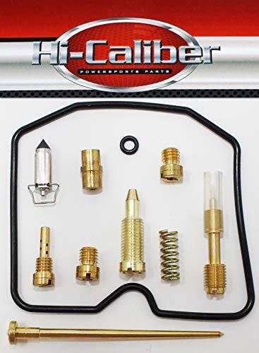 Hi-Caliber Powersports Parts Carburetor Rebuild Kit for 2002-2005 Arctic Cat 250 2x4 4x4 Carb Repair