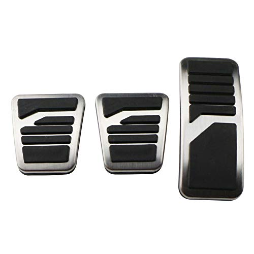 ZHAIxin Accessori per pad pedali per auto Coperchio di protezione del pedale del freno, adatto per Zotye T600 RS9 T300 T500