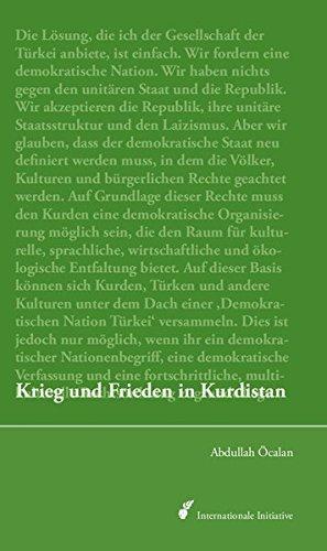 Krieg und Frieden in Kurdistan: Perspektiven für eine politische Lösung der kurdischen Frage