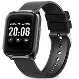 Smartwatch Fitness Donna Uomo Gokoo Orologio Cardiofrequenzimetro e Contapassi e Calorie da Polso...