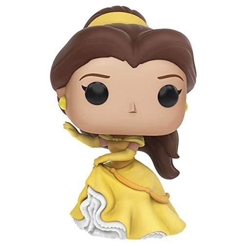 Funko-La Pop Vinile Disney Bestia Personaggio Bella, 11220