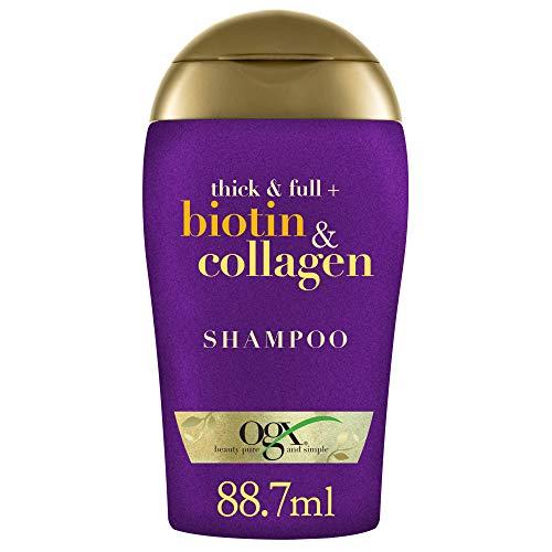 OGX Thick & Full + Biotin & Collagen Shampoo 88.7 ml