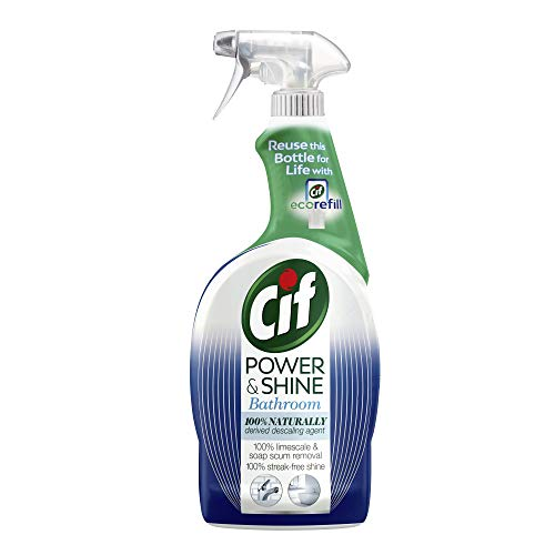 Cif Potencia y Shine Baño 700ml spray
