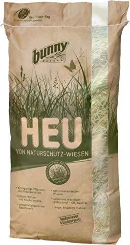 Bunny Nature Heu von Naturschutz-Wiesen - 1,7 kg