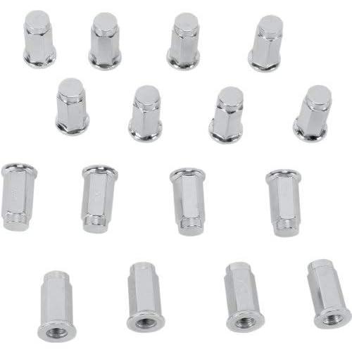 ITP 10mm Flat Base Lug Nut w//14mm Head