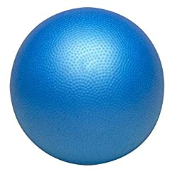 top 10 valeo fitness balls Valeo 9 inch core exercise balls for barbells, pilates and core exercises improve core strength …