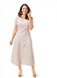 Burda Ladies Easy Sewing Pattern 6680 Panelled Dresses