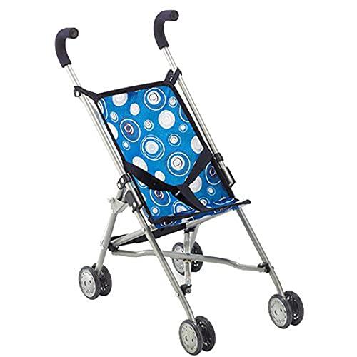 Bayer Chic 2000 601 01 Mini buggy 'Roma' Design bleu avec motifs