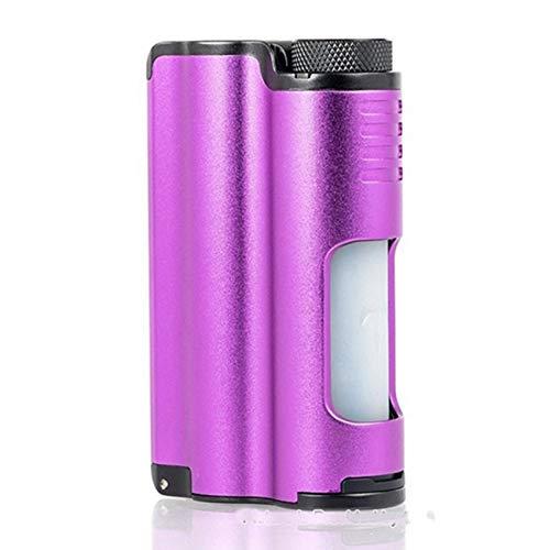 Authentic Dovpo Topside 90W Temperature Control Squonk Mod 18650/21700 (Purple)