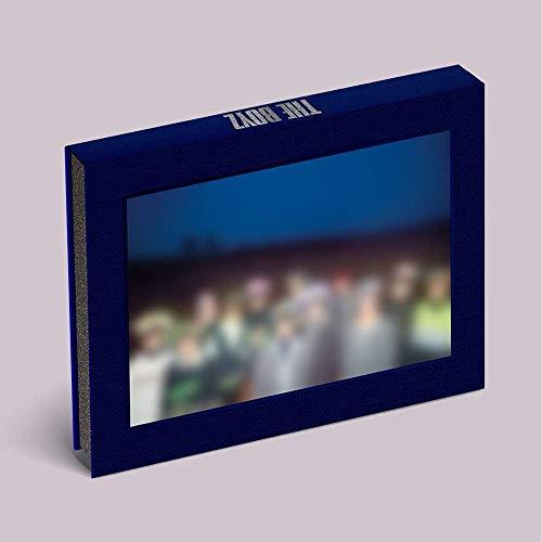 Kakao M The Boyz – The Only [Off Air Ver. Limited Edition (3. Mini-Album) CD + Fotokarte + Kalender + Rahmen + Sticker
