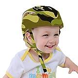MIMISKU Baby Safety Helmet with Corner Guard & Proper Ventilation (Uri Green)