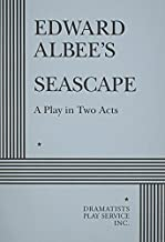 By Edward Albee - Seascape: Play in Two Acts (1998-01-16) [Paperback]