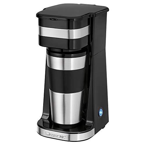 Clatronic 1-Tassen-Kaffeeautomat