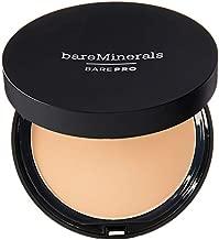 bareMinerals Barepro Performance Wear Powder Foundation, Warm Natural, 0.34 Ounce