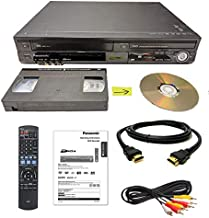 Panasonic VHS to DVD Recorder VCR Combo w/ Remote, HDMI
