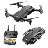 DaMohony Drone FPV Pliable avec Caméra 4K pour Adultes, Drone FPV WiFi 5G Live Video pour Débutants, Commutation Double Shot | Contrôle Téléphonique | Geste Photo | VR Vision