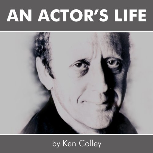 An Actor's Life audiobook cover art