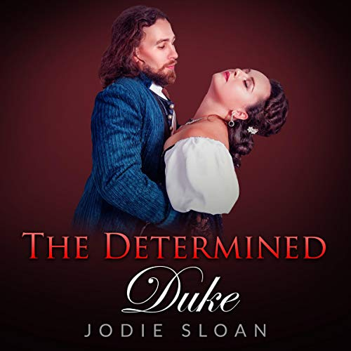 The Determined Duke audiobook cover art
