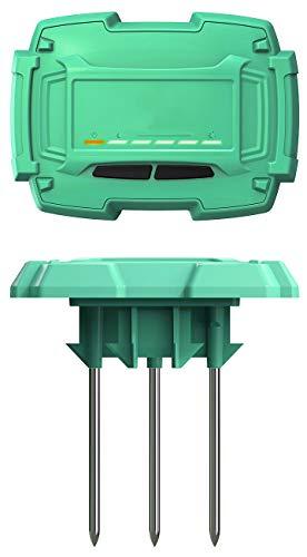 Royal Gardineer Zubehör zu Bewässerungscomputer App: Boden-Feuchtigkeitssensor für Bewässerungscomputer BWC-500 (Bewässerungscomputer Apps)