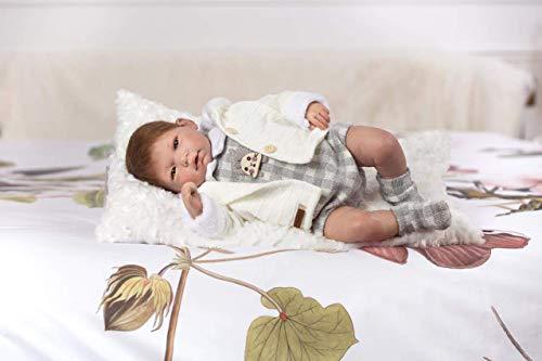 Bebé Reborn Dario 46 cm