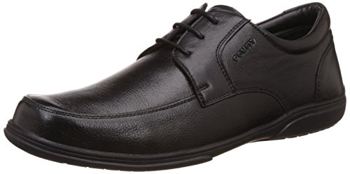 BATA Men's Classic Lace Up Black Formal Shoes - 9 UK/India (43 EU) (8246987)