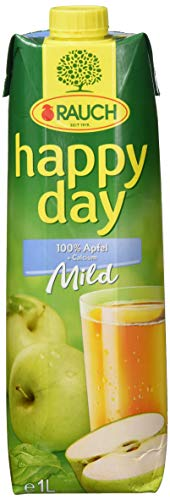 Rauch Happy Day Apfel Mild, 6er Pack (6 x 1 l)