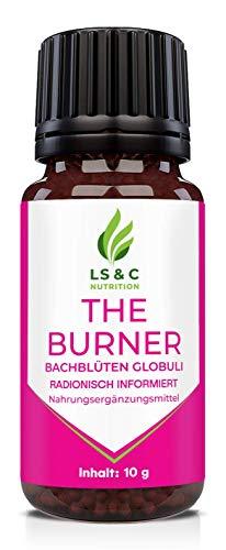 LS&C NUTRITION | The Burner Globuli | STOFFWECHSEL | Für Figurbewusste Männer und Frauen | 10g