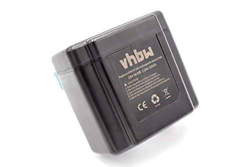 Batterie pour outil Hilti TE 5 A 24V 3300mAh//79,2Wh NiMH Noir