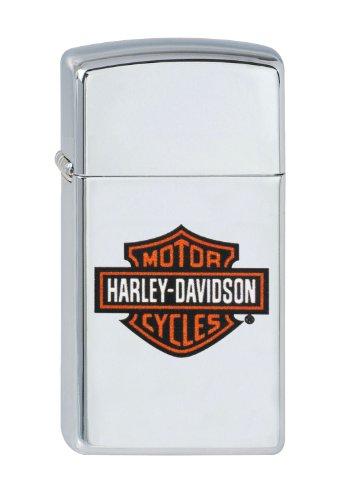 Zippo Zippo Feuerzeug 60001105 Harley-Davidson BS Benzinfeuerzeug, Messing Map(language_tag -> De_de)