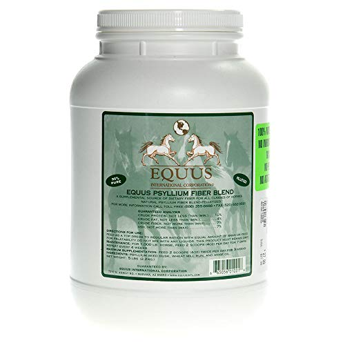 Equus International Corp Equus Psyllium Fiber Blend 5 lb 5LB