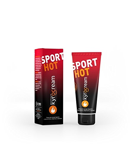 Kyrocream Sport Hot, Crema Caliente