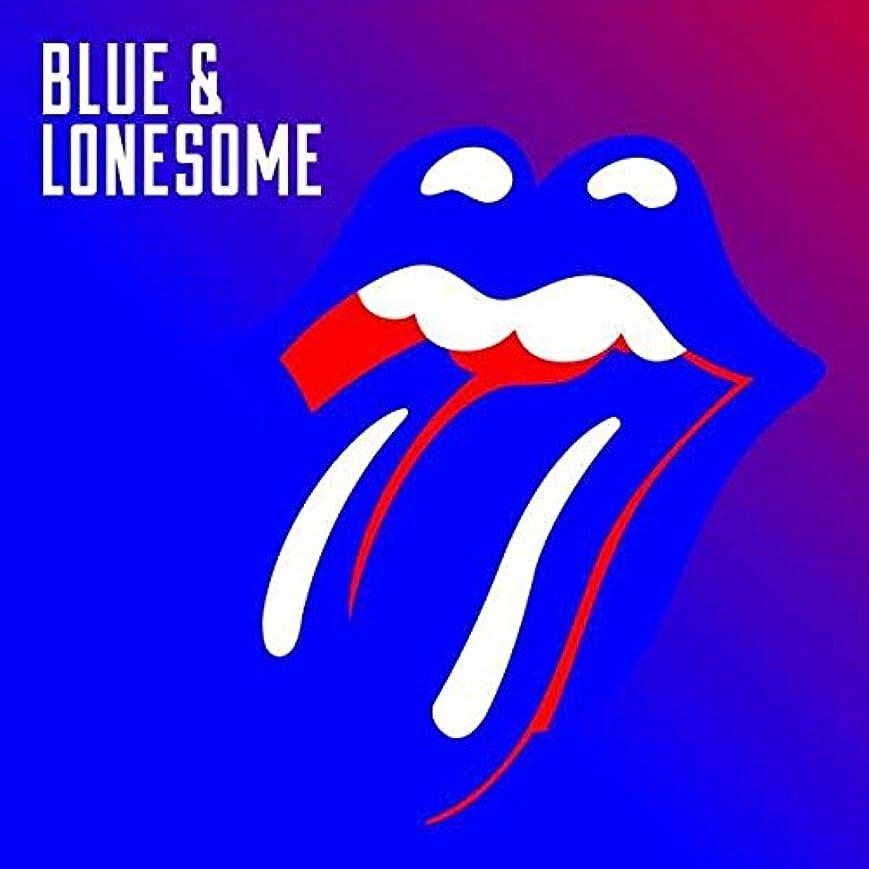 個性手配する行き当たりばったりBlue & Lonesome
