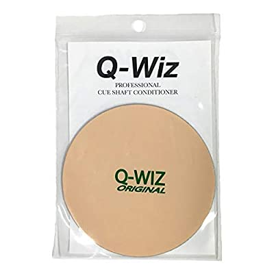 Q-Wiz Shaft Cleaner and Burnisher