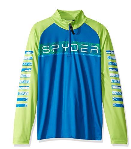 Spyder Peak Camiseta Térmica, Niños, Old Glory, M