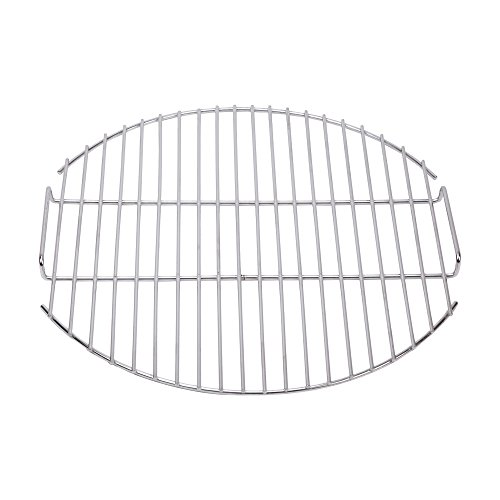 Sauvic 02862 Grille de Barbecue Rond Inoxydable 57 cm