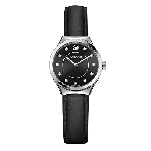 Swarovski Reloj Dreamy, negro