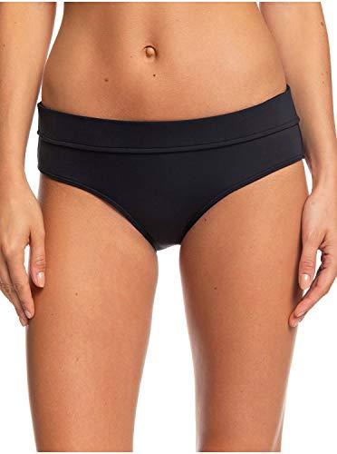 Roxy - Braguita de Bikini Tipo Short - Mujer - L - Negro