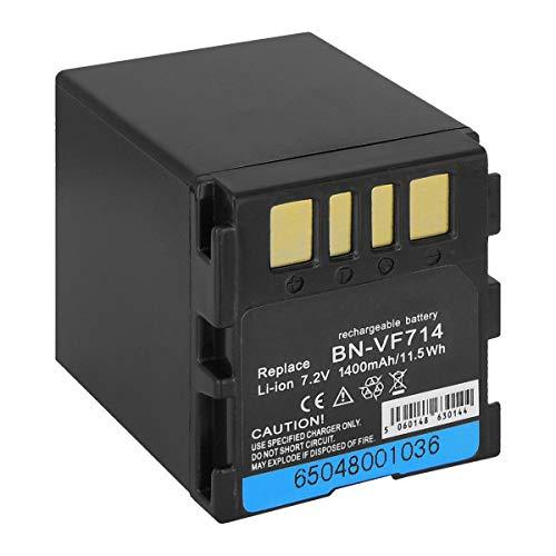 Batería BN-VF714 para JVC GR-D239, GR-D240, GR-D240E, GR-D240EG, GR-D240EX, GR-D245