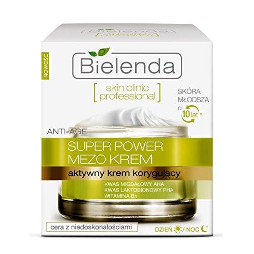 Bielenda Skin Clinic Professional Actively Correcting Anti-Age Face Cream 50ml