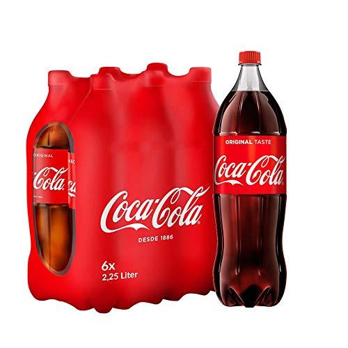 Coca-Cola Classic Pack (6 x 2,25 l)