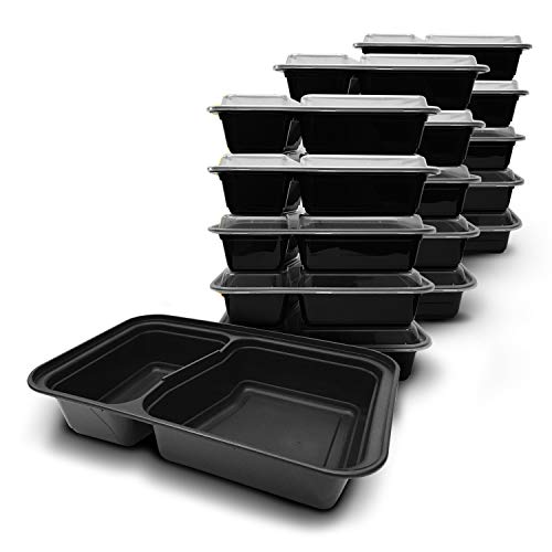 Fitpacker DUO USA Quality Meal Prep Containers 16-Pack