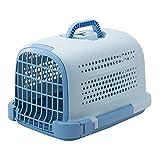 JJL Aerolínea Suave aprobada por la aerolínea, con diseño de ventilación, diseño cómodo y con características de Seguridad | Ideal para Gatos, Perros y Mascotas de tamaño pequeño a Mediano