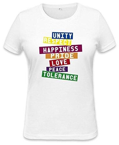 Seven Values Womens T-shirt Small