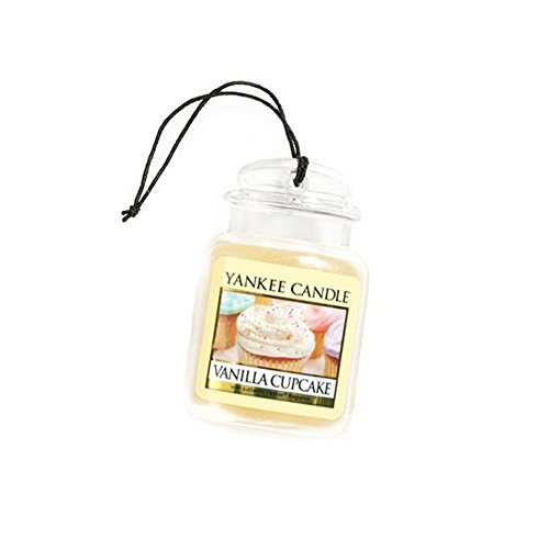 yankee candle ultimate YANKEE CANDLE Vanilla Cupcake Car Jar Ultimate